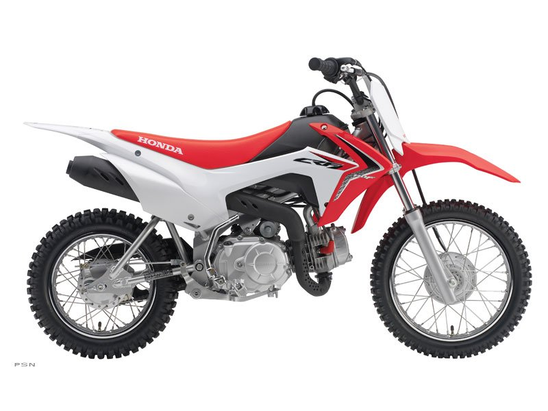 2013 Honda CRF110F