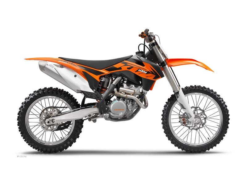 2013 KTM 350 SX-F