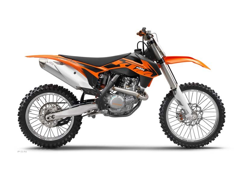 2013 KTM 450 SX-F