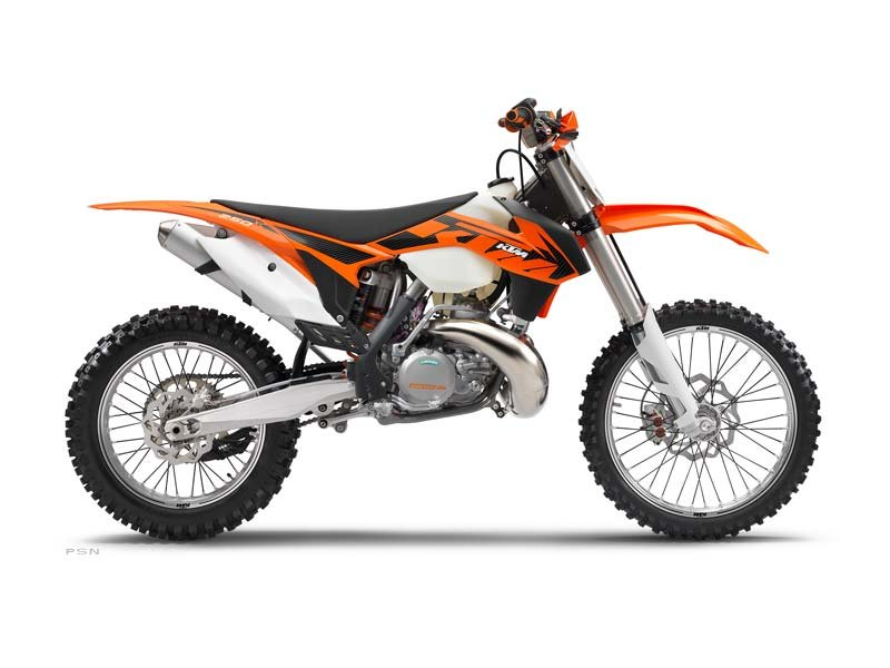 2013 KTM 250 XC