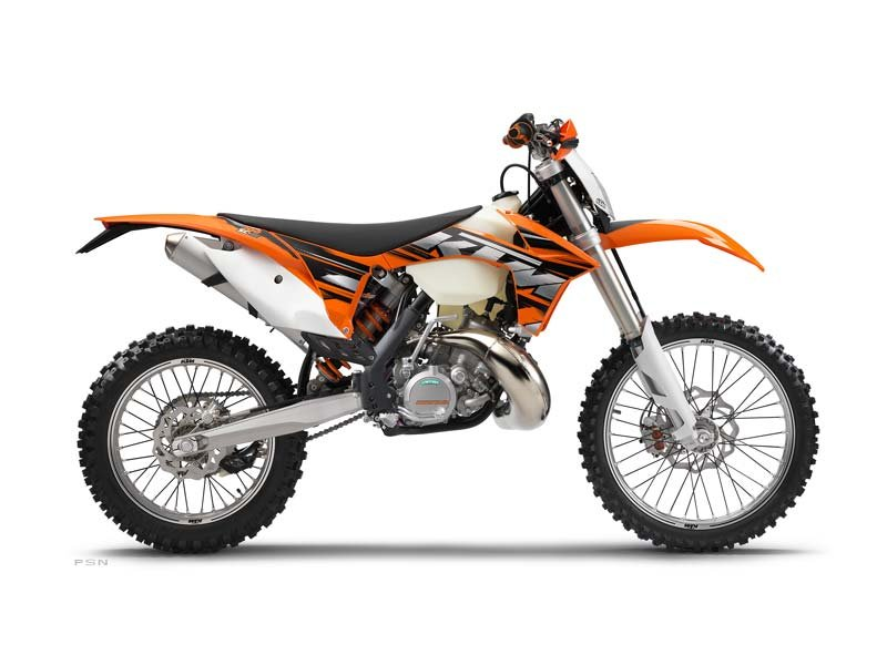 2013 KTM 200 XC-W