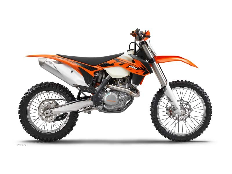 2013 KTM 450 XC-F