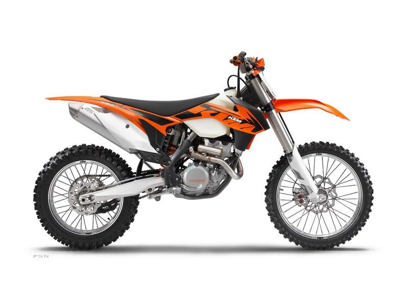 2013 KTM 350 XC-F