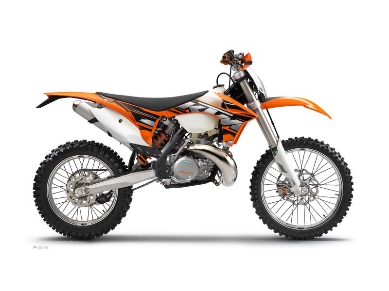 2013 KTM 250 XC-W