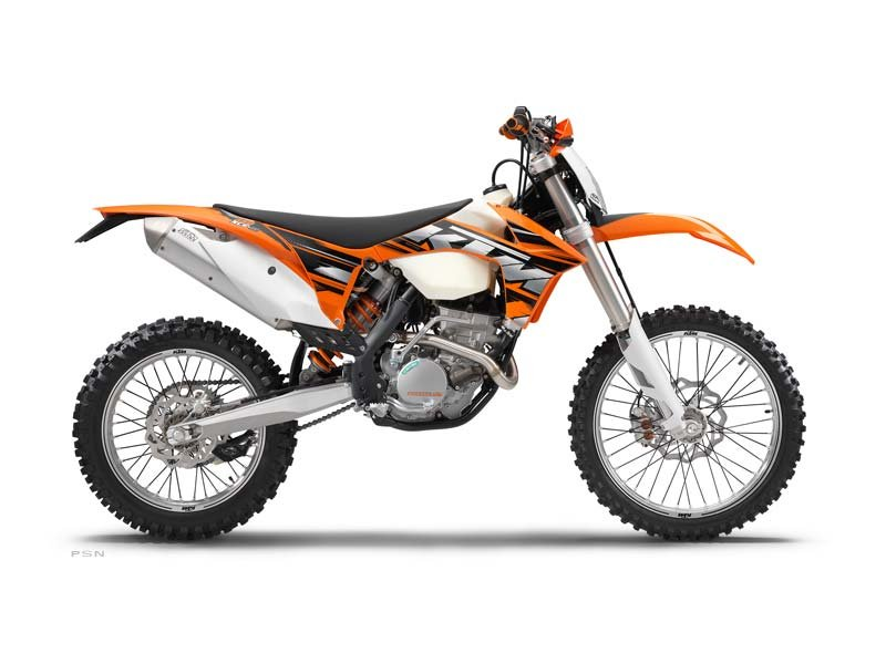 2013 KTM 250 XCF-W