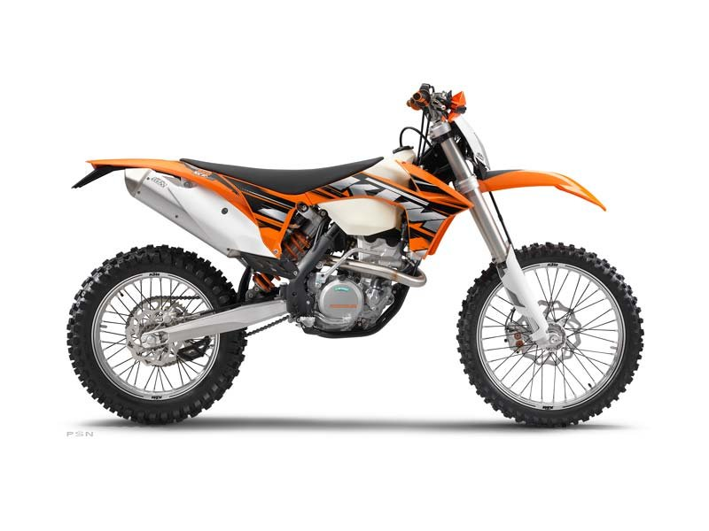2013 KTM 350 XCF-W