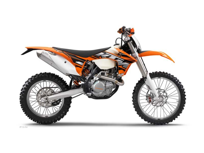 2013 KTM 500 XC-W