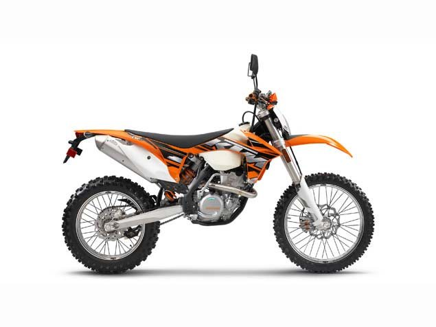 2013 KTM 350 EXC-F
