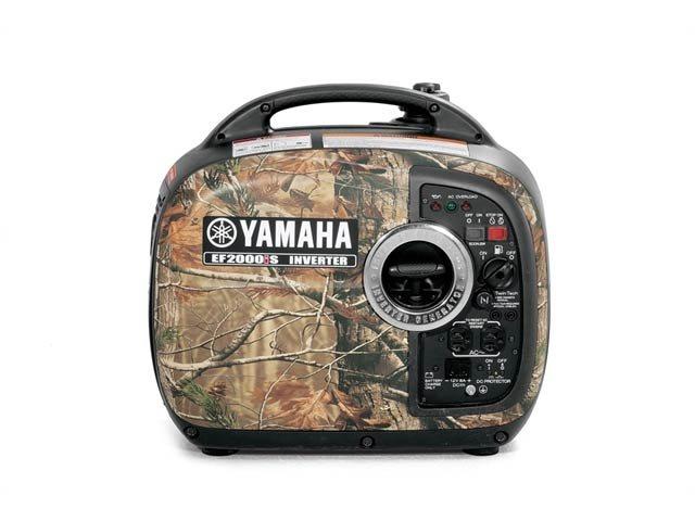 2013 Yamaha Inverter EF2000iSH