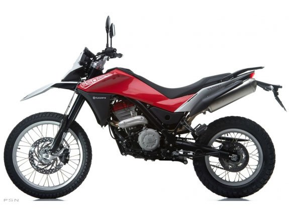 Come see the new Husqvarna Terra 650 EFI.  Only $6999.00 and 58 horse power!