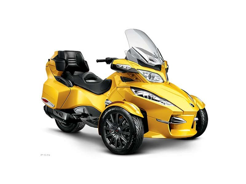 2013 Can-Am Spyder® RT-S SE5