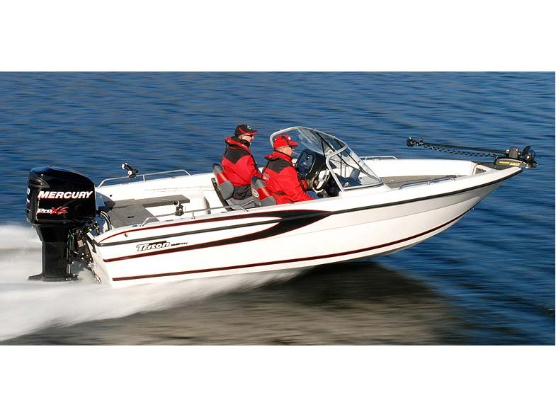 2013 Triton Boats 186 Fishunter