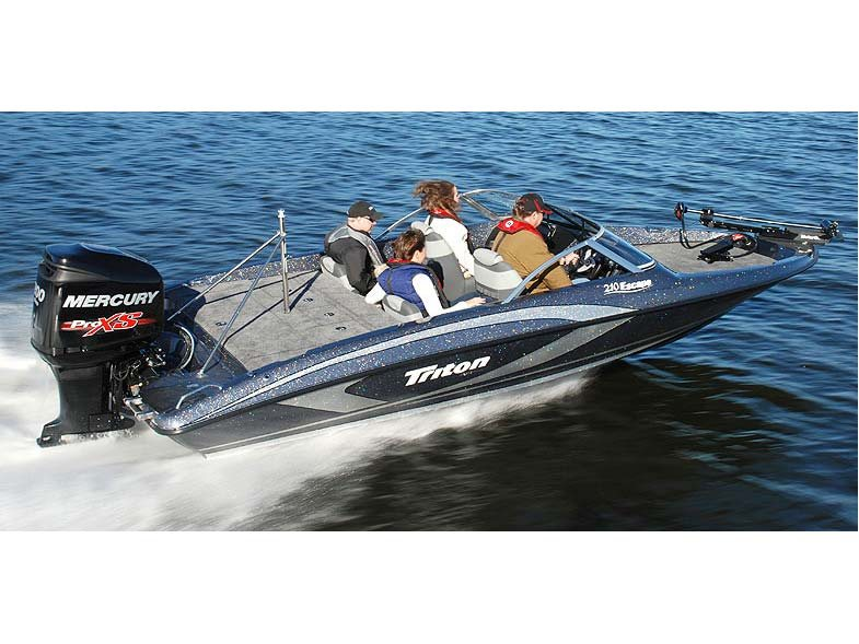 2013 Triton Boats 210 Escape