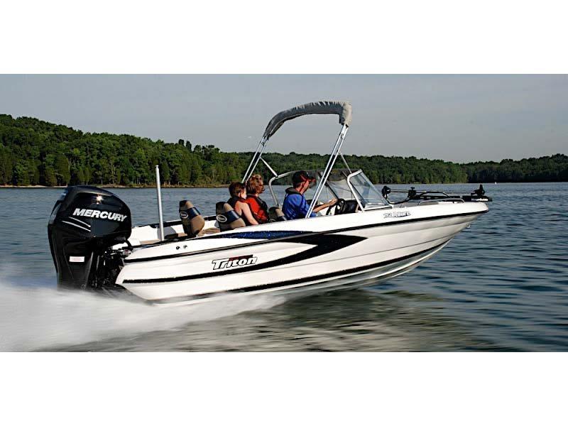 2013 Triton Boats 192 Allure