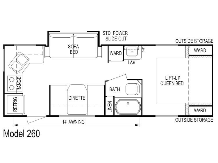 Rear Kitchen - Great Layout