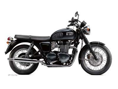 2013 Triumph Bonneville T100 - Black