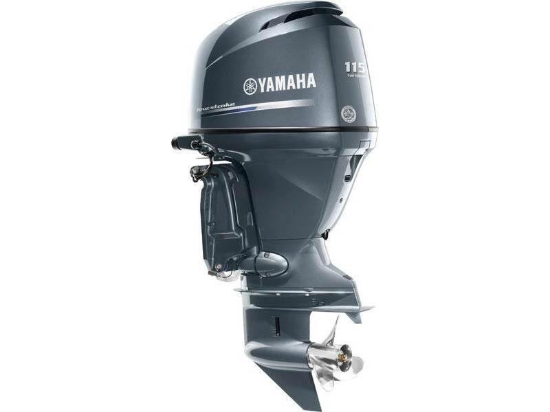2014 Yamaha F115LA