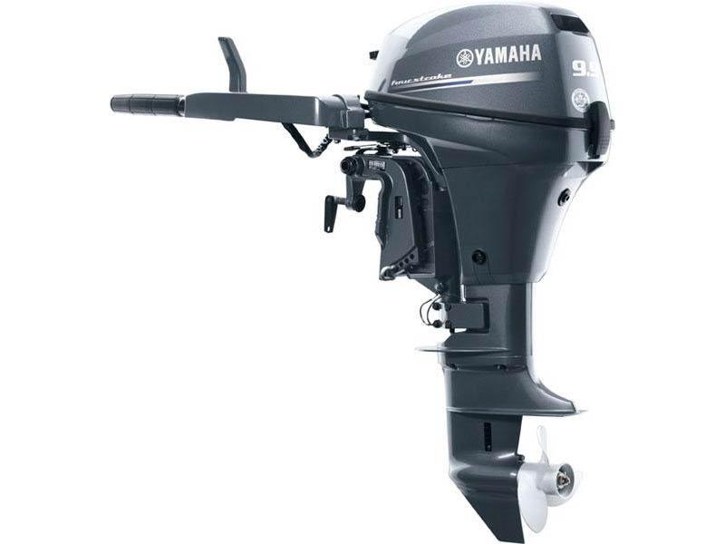 2014 Yamaha F9.9SMHB