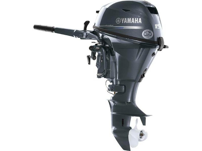 2014 Yamaha F15SMHA