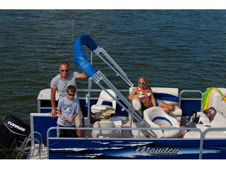 2014 Manitou Pontoons 20 Aurora 23 in. Twin Tube