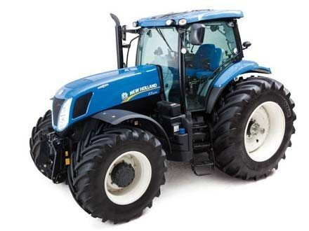 2013 New Holland Agriculture T7.210