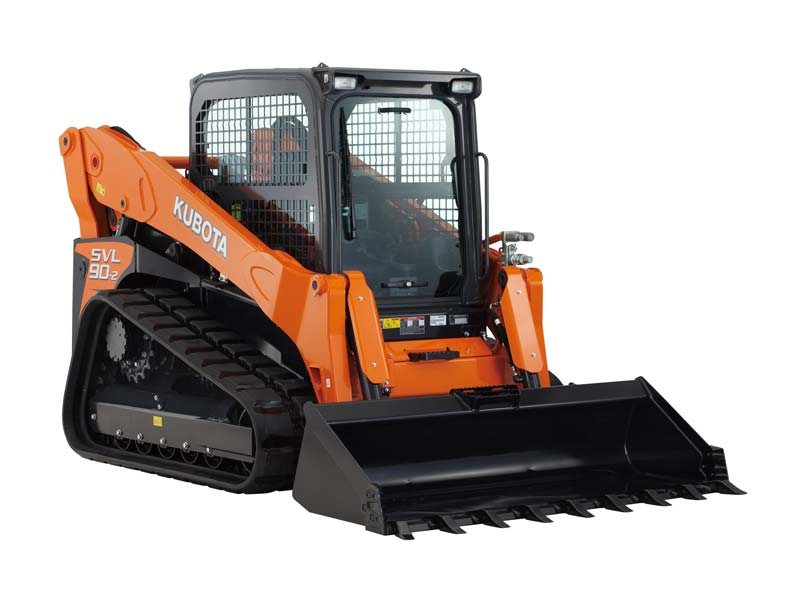 Demo Available,  come try Kubota skid loaders
