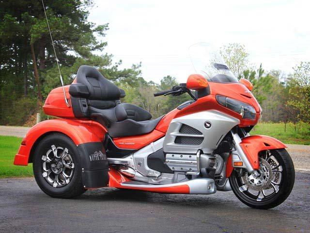 2013 Motor Trike Adventure IRS