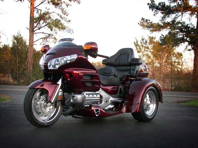 2013 Motor Trike GL 1800™ Fastback 2 + 2
