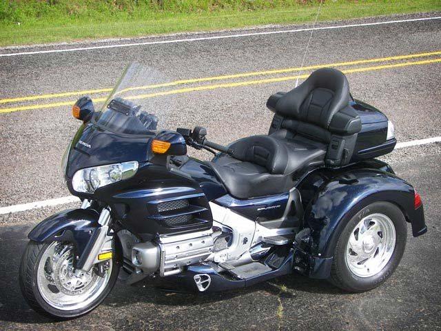 2013 Motor Trike GL 1800™ Fastback