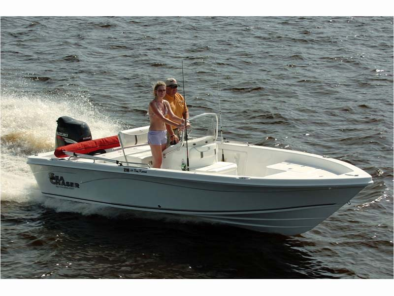 2014 Sea Chaser 210 LX