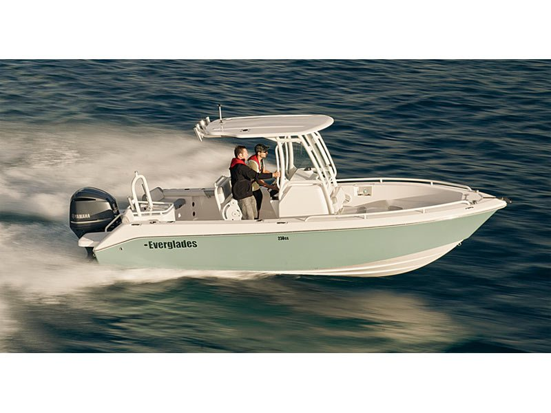 2014 Everglades Boats 230CC