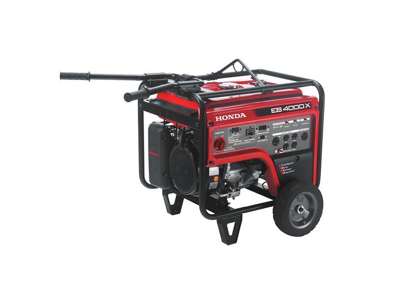2015 Honda Power Equipment EB4000