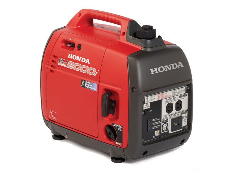 2014 Honda Power Equipment EU2000i