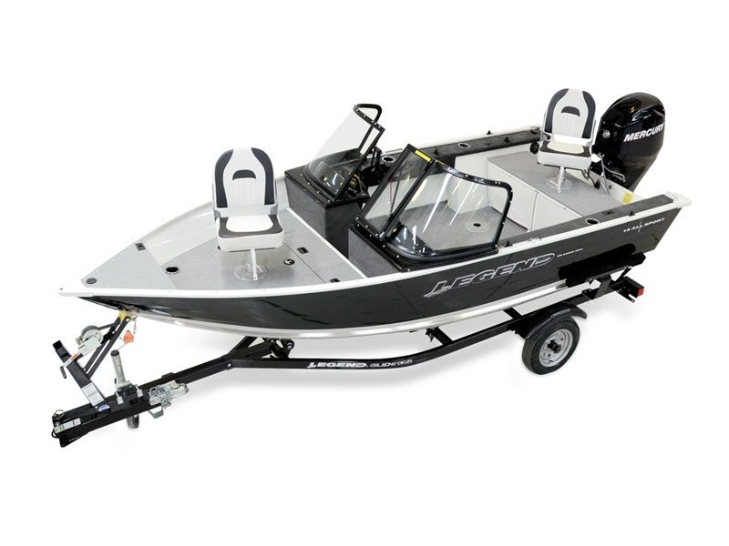 2014 Legend Boats (CDN) 15 AllSport