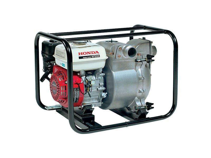 2014 Honda Power Equipment WT20