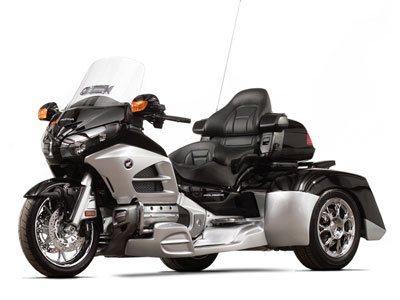 2013 Hannigan Honda GL1800 Conversion Gen II