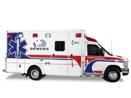 2014 Demers MX 170