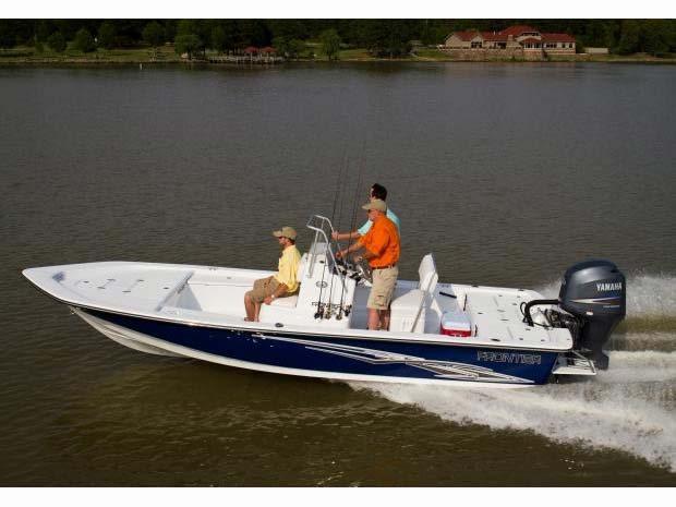 2014 Frontier Boats Frontier 2104