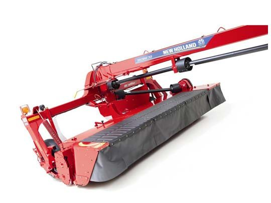 2014 New Holland Agriculture Discbine 313 Flail