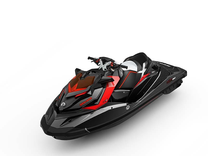 If you're looking for lots of power and speed then this is the Personal watercraft for you!