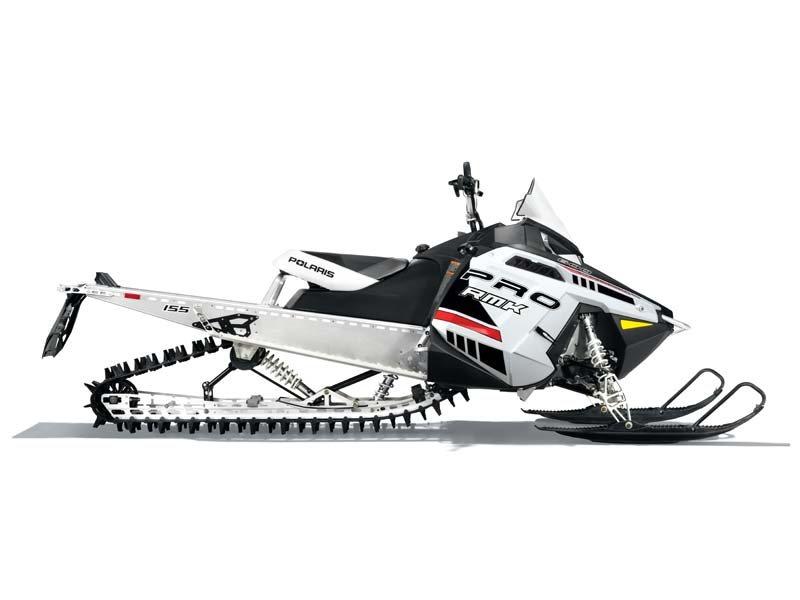 2014 Polaris 600 PRO-RMK� 155