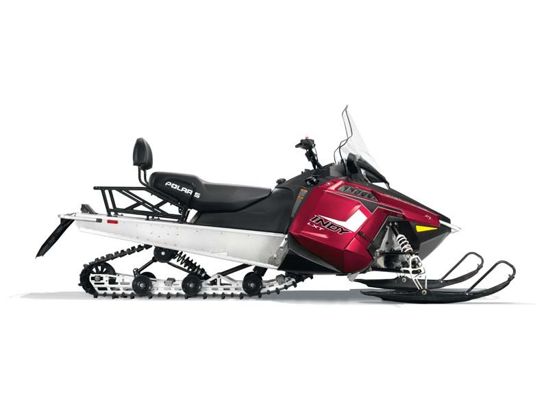2014 Polaris 550 INDY® LXT Sunset Red