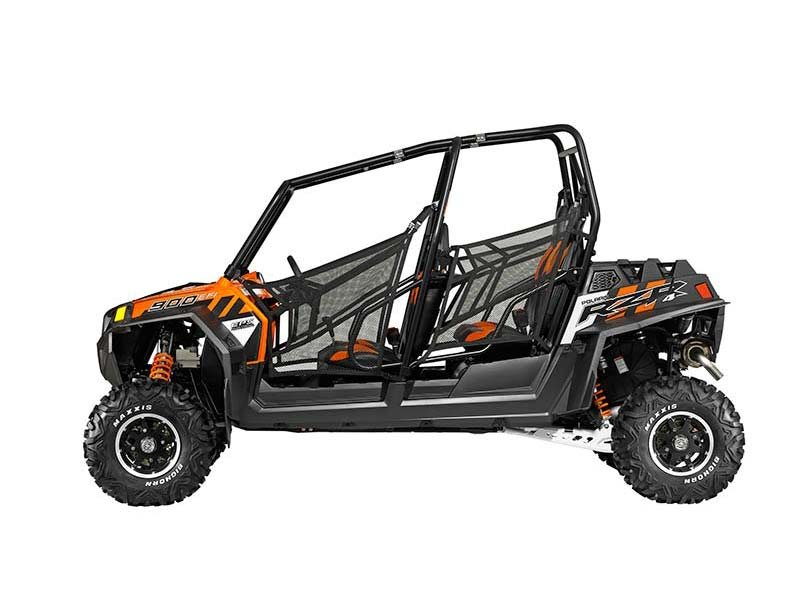 2014 Polaris Ranger RZR® 4 900 EPS