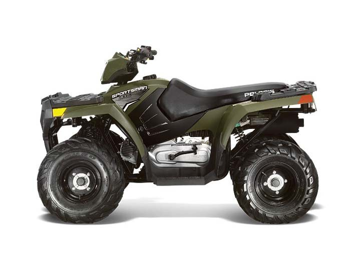 2014 Polaris Sportsman 90