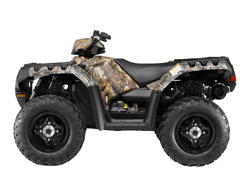 2014 Polaris Sportsman 550 EPS - Polaris Pursuit Camo