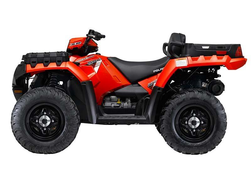 2014 Polaris Sportsman� X2 550 EPS
