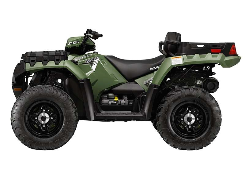 2014 Polaris Sportsman� X2 550 EPS