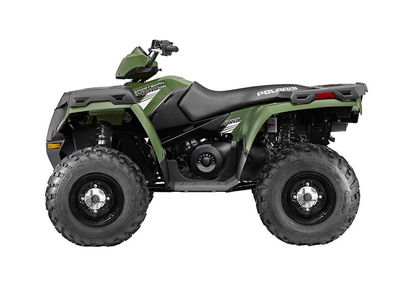 Sportsman 400 Green