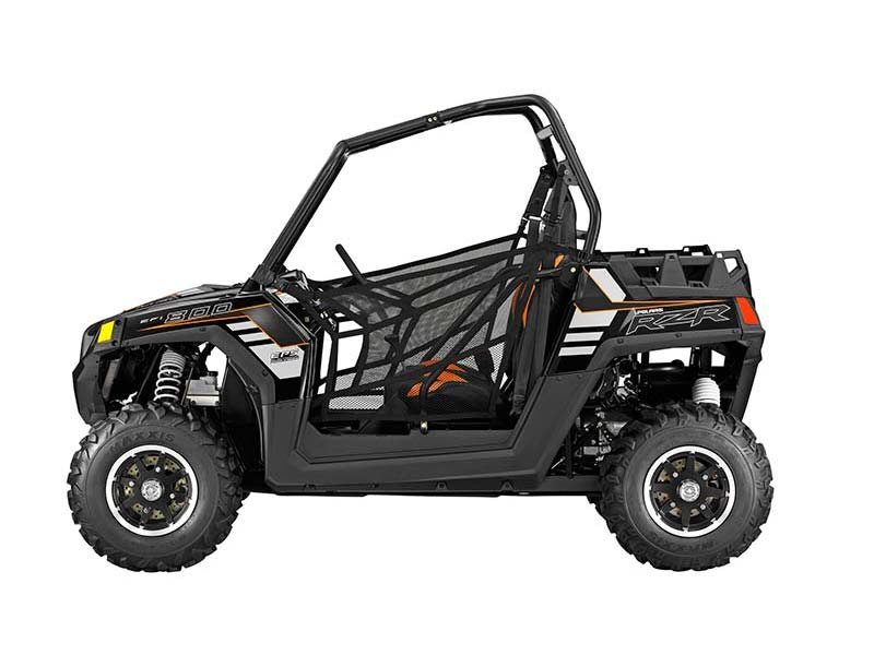 2014 Polaris Ranger RZR� 800 EPS - Gloss Black / Orange Madness LE