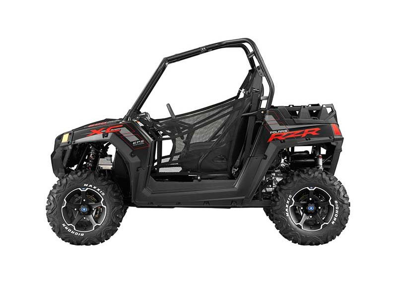 2014 Polaris Ranger RZR� 800 XC Edition - Matte Black